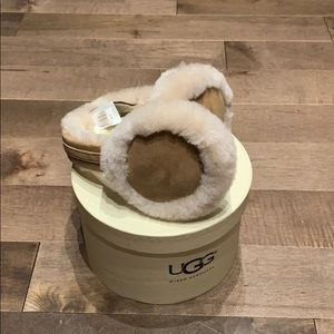 Brand New Shearling UGG Earmuffs